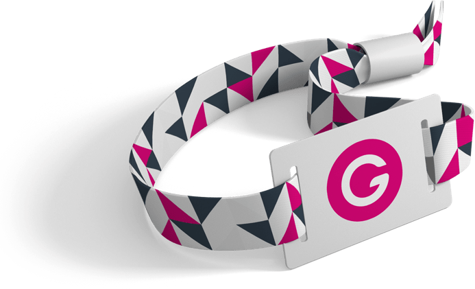 Glownet wristband